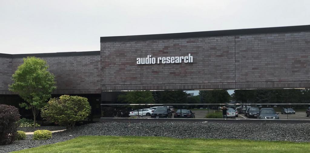 завод Audio research